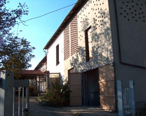 Casa con giardino a Castelletto Merli