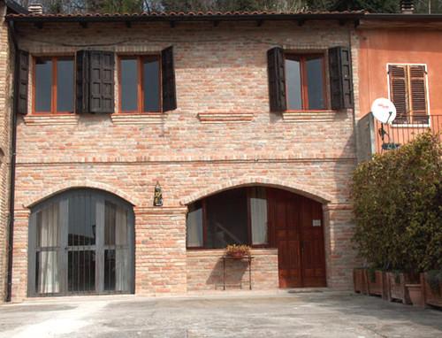 casa ristrutturata a Cstelletto Merli