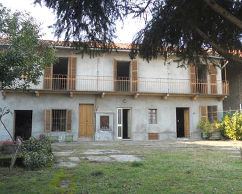 monferrato tipica casa a Moncestino
