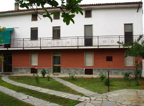 Casa con vista sulle colline a Sala Monferrato