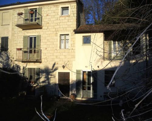 Rosignano Monferrato casa in collina ristrutturata