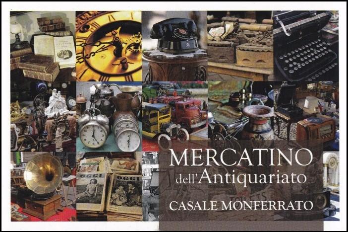Mercatino dell 39 antiquariato a casale monferratocasenelverde - Mercato antiquariato casale monferrato ...
