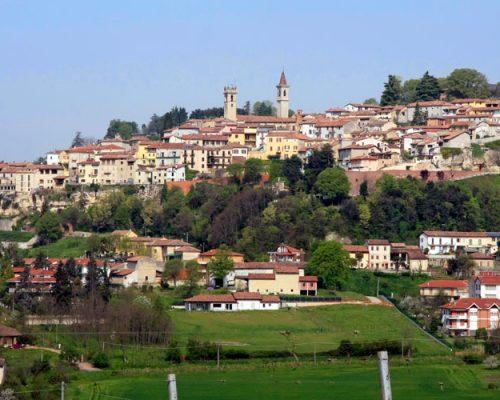 camminare il monferrato a Rosignano