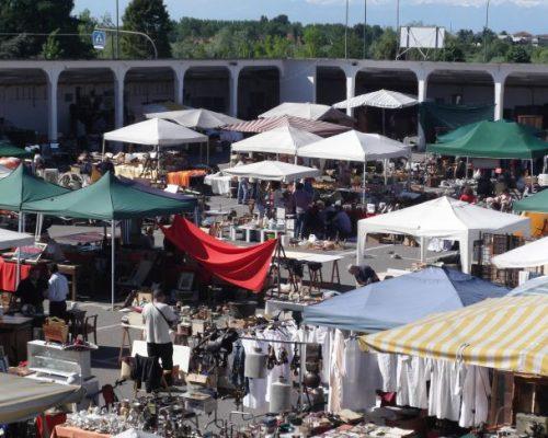 mercatino antiquariato a casale monferrato