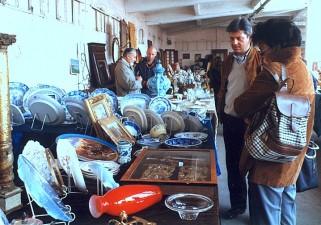 mercatino dell'antiquariato a moncalvo