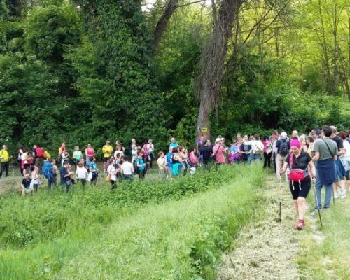 camminare il monferrato a Mombello Monferrato