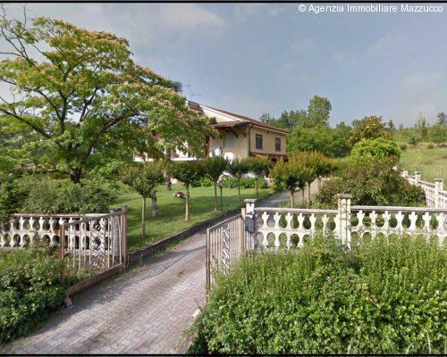 Villetta abitabile a Gabiano