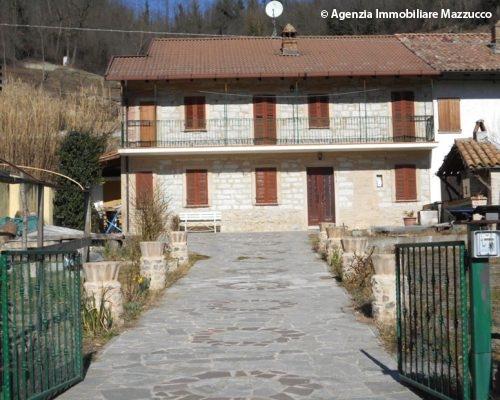Cerrina Monferrato casa ristrutturata