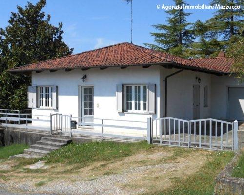villa a San Giorgio Monferrato