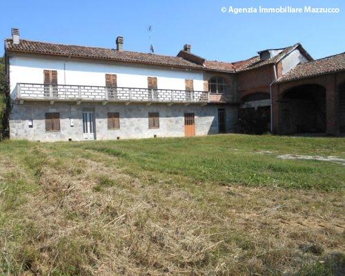 Grande proprietà a Moncalvo