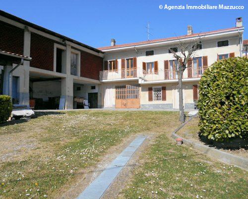Mombello Monferrato casa bifamiliare